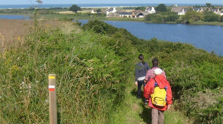 BRETAGNE : Le point sur la randonnée