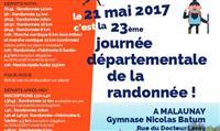 MALAUNAY (Seine Maritime) : Journée départementale de la randonnée, 23ème éd.