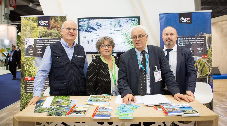 PARTENARIAT : La FFRandonnée et GRTgaz valorisent les itinéraires GR® au profit des territoires