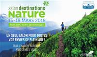 PARIS : Salon Destination nature