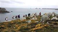 FINISTÈRE : Le sentier côtier GR® 34 en vidéo
