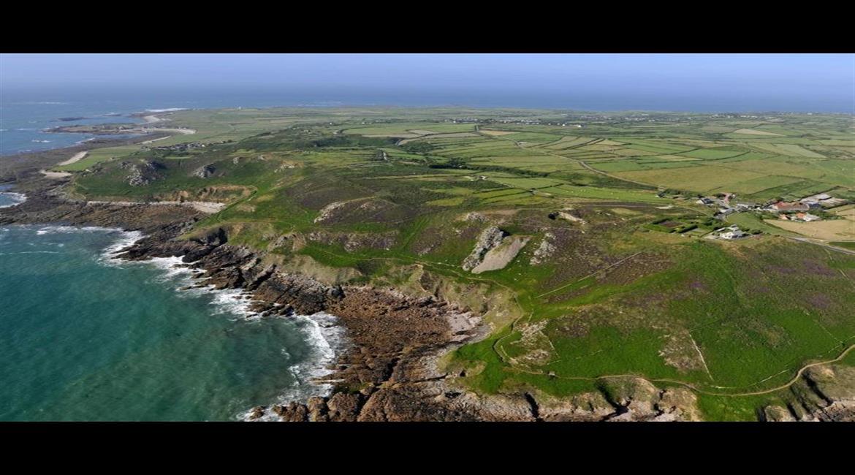 NORMANDIE :  Le GR® 223 - du Pays d'Auge au Cotentin
