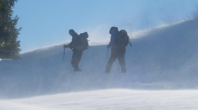 Se protéger contre le froid en randonnée