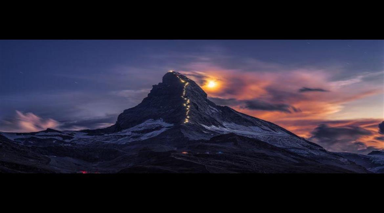 Les plus beaux sommets du monde