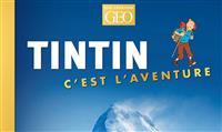 Tintin à la découverte de la montagne avec Géo