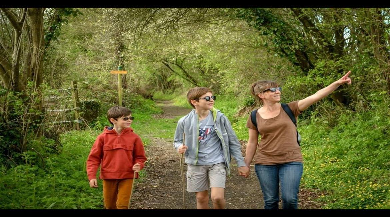 Un topoguide de randonnée au pays de Granville (Manche)