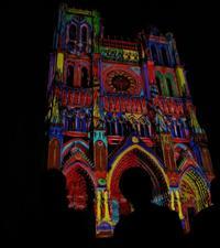 Le GR ® 800 et les 800 ans de la cathédrale d'Amiens (Somme)