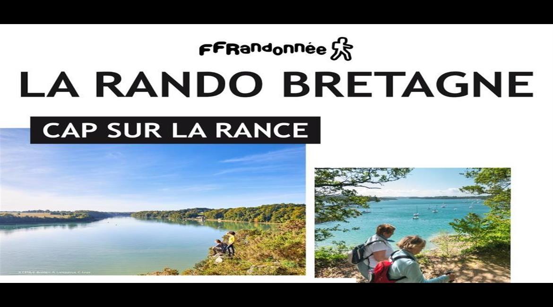 Cap sur la Rance avec Rando Bretagne 2021