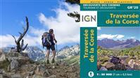 Traversée de la Corse: une nouvelle carte IGN du célèbre GR® 20